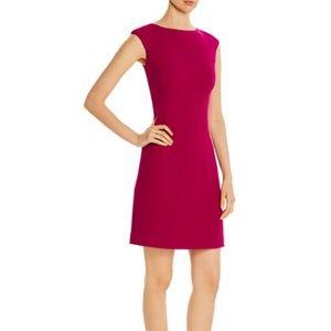 Kate Spade Cap-Sleeve Sheath Dress